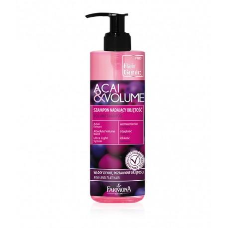 Hair Genic Acai & Volume Szampon Nadający Objętość 400ml