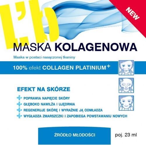 L'biotica Maska Kolagenowa 23ml