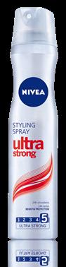 Nivea Styling Spray Ultra Strong 250ml
