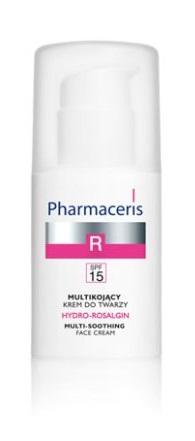 Pharmaceris R MULTIKOJĄCY KREM do twarzy dla skóry tłustej, mieszanej i wrażliwej SPF 15 LIPO-ROSALGIN 30ml