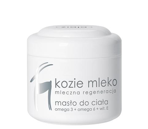 Ziaja Kozie Mleko Mleczna regeneracja Masło Do Ciała 200ml