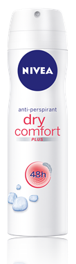 Nivea Dry Comfort Anti-Perspirant 150 ml