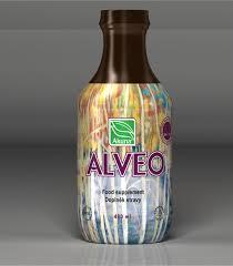 Alveo, smak winogronowy, 480ml