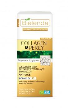 Bielenda Collagen & Perły Luksusowy Krem Pod Oczy 15ml