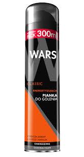 Wars Classic pianka do golenia 300 ml